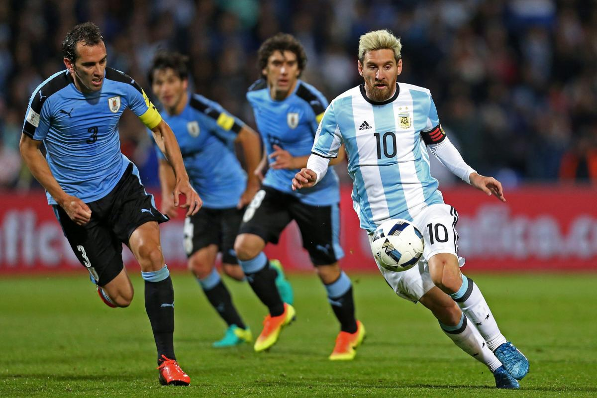 Аргентина - Уругвай. Прогноз исхода товарищеского матча.