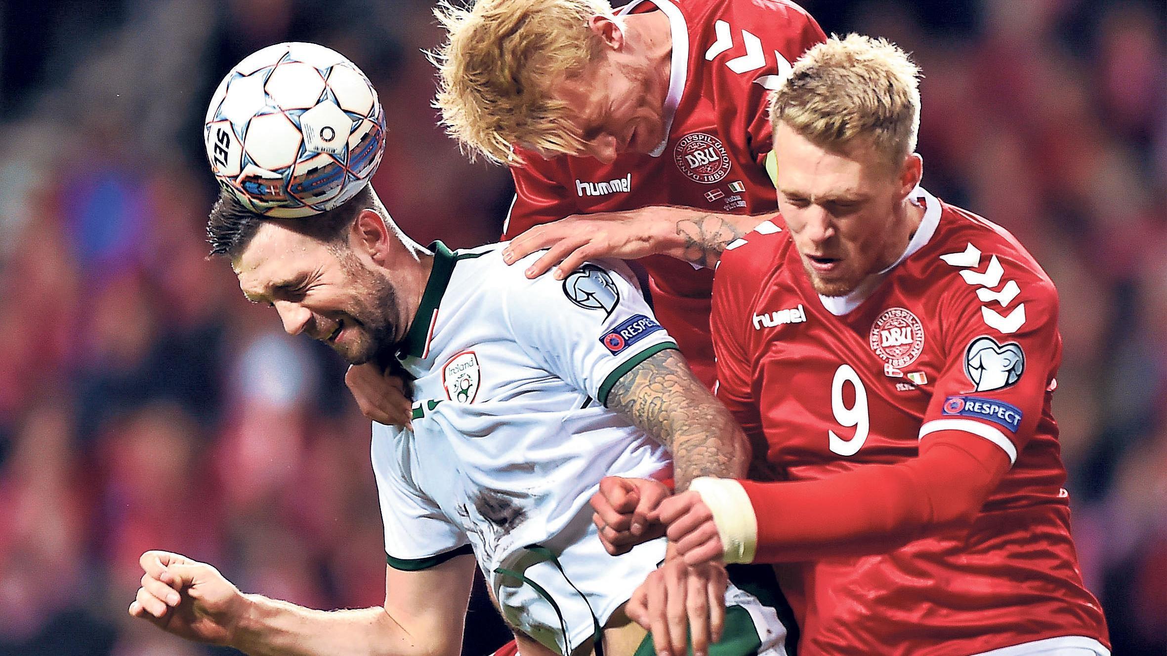 Ирландия - Дания. Прогноз матча квалификации ЕВРО 2020
